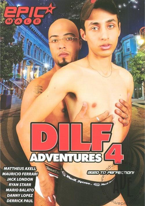 DILF Adventures 4 Boxcover