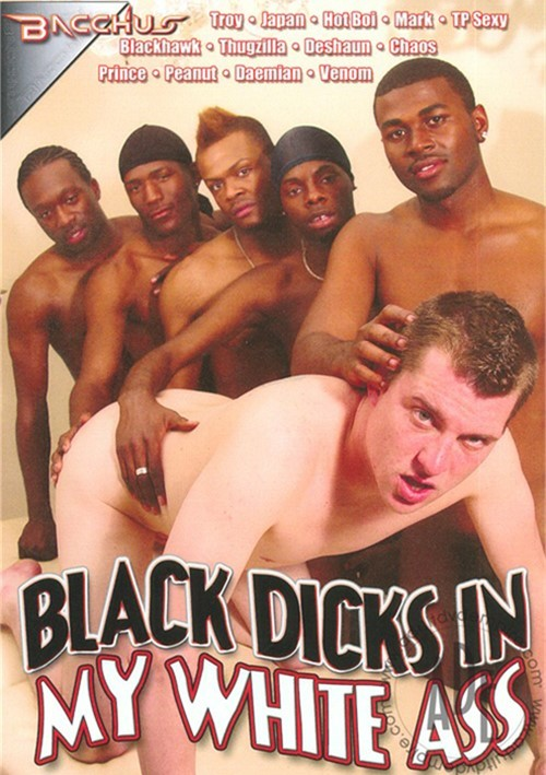 Black Dicks In My White Ass Boxcover