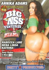 Big Ass Ventures in Miami Porn Video