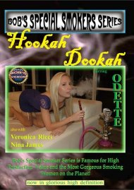 Bob's Special Smoker Series 125: Hookah Dookah Porn Video