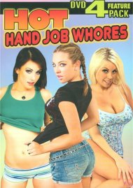 Hot Hand Job Whores 4-Pack