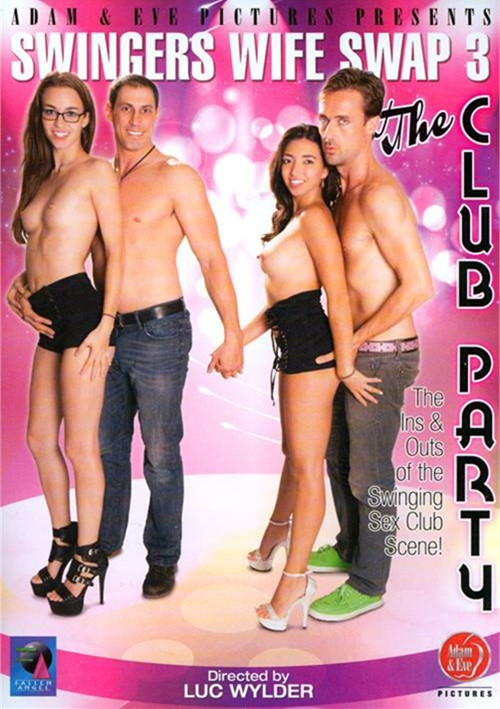 Swingers Wife Swap 3 The Club Party