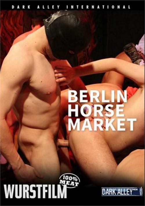 Berlin Horse Market Boxcover