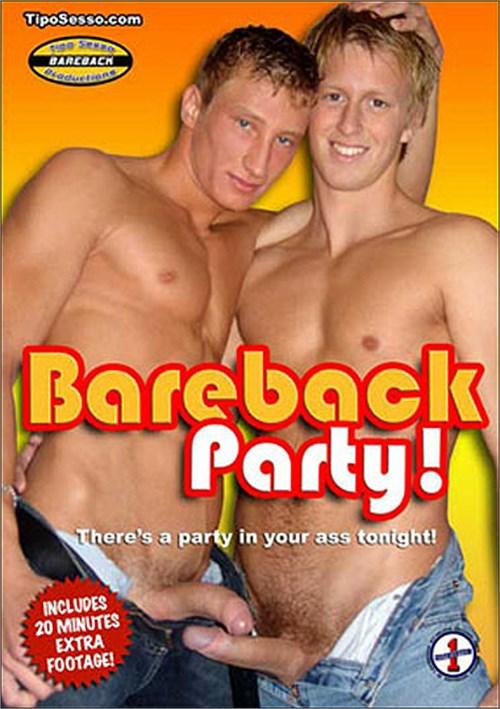 Barebacking party