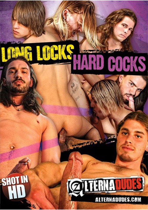 Long Locks Hard Cocks Boxcover