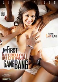 Buy My First Interracial Gangbang
