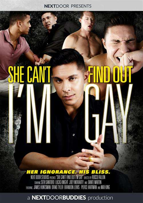 She Can't Find Out I'm Gay Boxcover