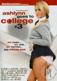 Ashlynn Goes To College #3 Porn Video