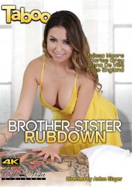 Brother-Sister Rubdown Porn Video