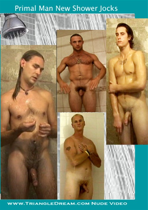 Primal Man: New Shower Jocks Boxcover