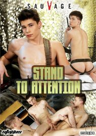 Stand To Attention Porn Video
