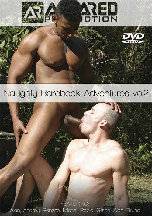 Naughty Bareback Adventures Vol. 2 Boxcover