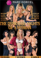 Depraved Nights of a Woman, The Porn Video