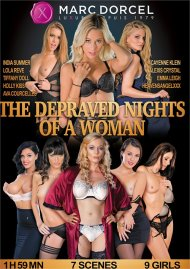 Depraved Nights of a Woman, The image