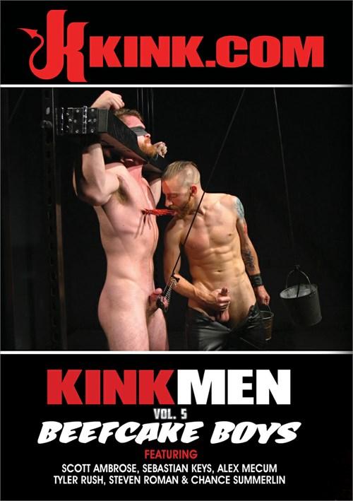 KinkMen Vol. 5: Beefcake Boys Boxcover