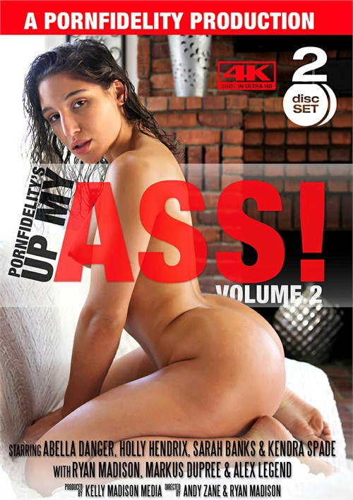 Porn Fidelity's Up My Ass! Vol. 2 Boxcover