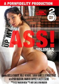 Porn Fidelity's Up My Ass! Vol. 2 Porn Video
