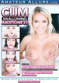 Cum Swallowing Auditions Vol. 31