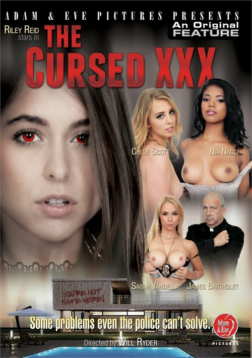 Cursed XXX, The Boxcover