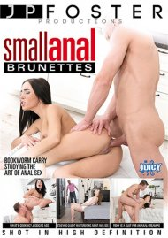 Small Anal Brunettes
