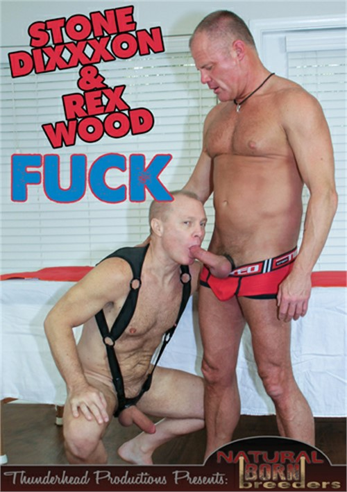 Stone DiXXXon & Rex Wood Fuck Boxcover
