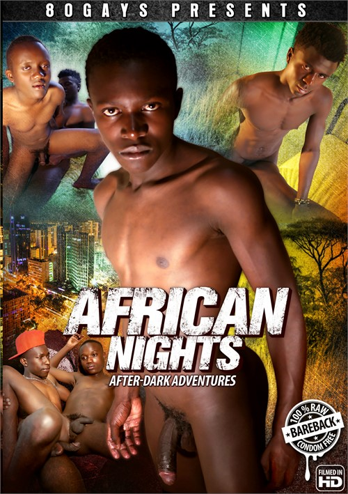 African Nights Boxcover