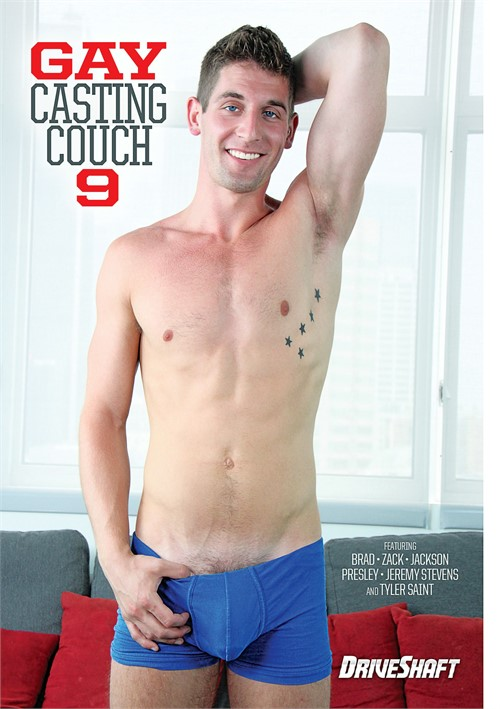 Gay Casting Couch 9 Boxcover