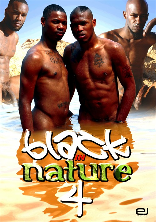 Black In Nature 4 Boxcover