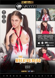 Walking Head starring Rebecca Volpetti, The image
