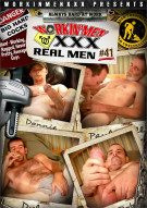 Real Men 41 Boxcover