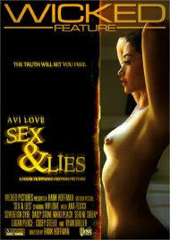 Sex & Lies porn DVD from Wicked Pictrues!