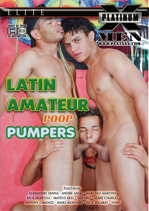 Latin Amateur Poop Pumpers Boxcover