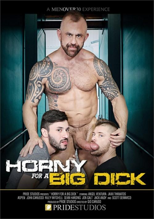 Big Dick Horny - Horny for a Big Dick | Pride Studios Gay Porn Movies @ Gay ...