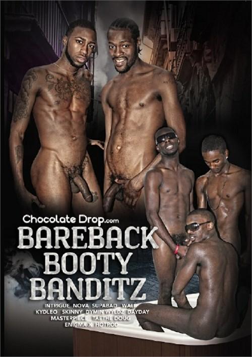 Bareback Booty Banditz Boxcover