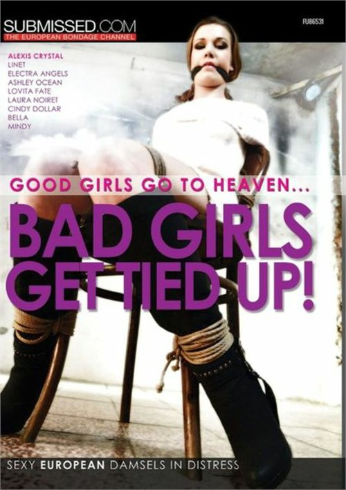 Bad Girls Get Tied Up!