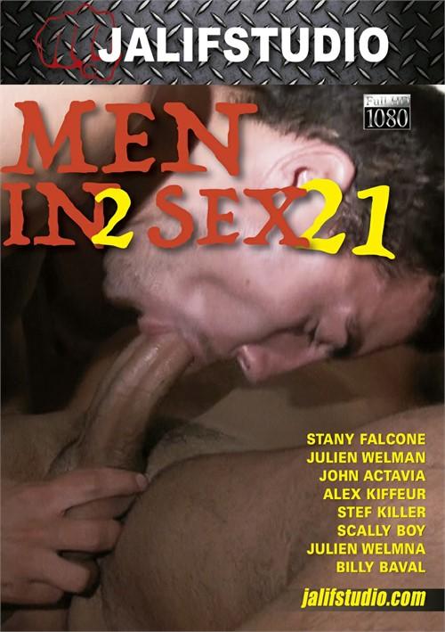 Men In2 Sex 21 Boxcover