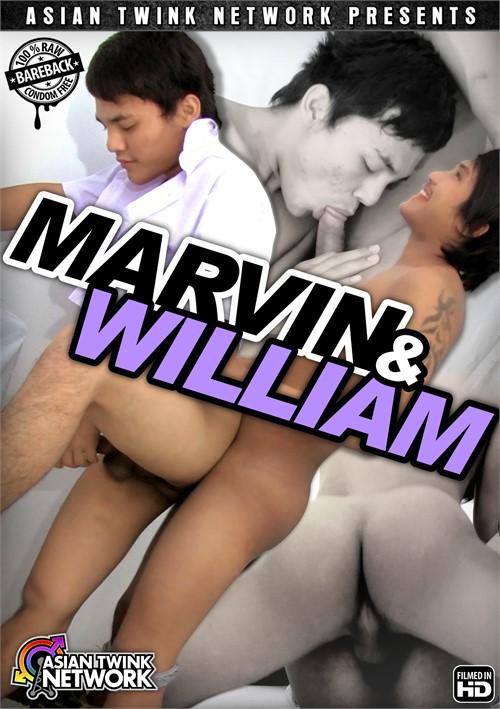 Marvin & William Boxcover