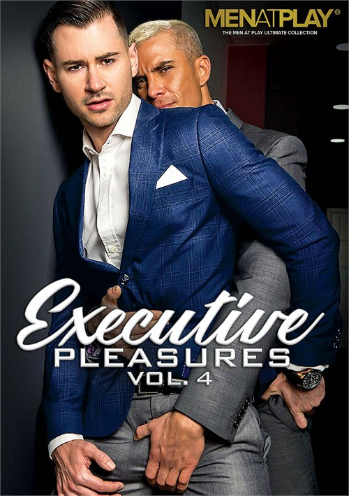 Executive Pleasures Vol. 4 Boxcover
