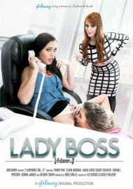 Lady Boss Vol. 4 porn video from Girlsway.