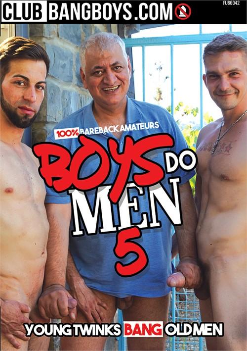 Boys Do Men 5 Boxcover