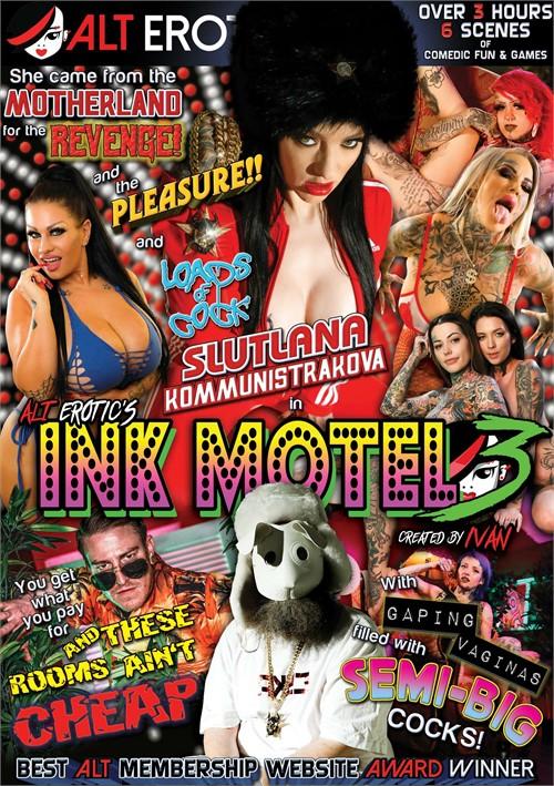 Ink Motel Vol. 3