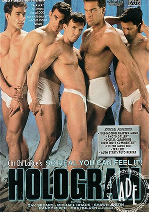Hologram Cover