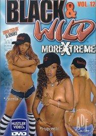 Black & Wild Vol. 12 Porn Movie