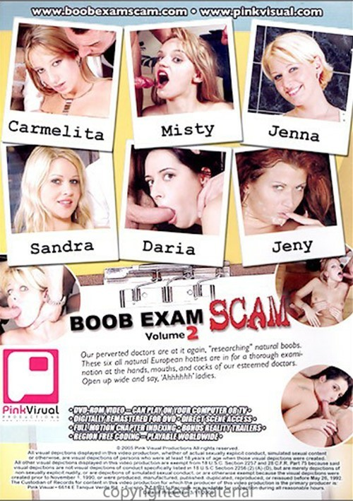Boob Exam Scam Discount And Review