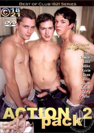 Action Pack 2 Gay Porn Movie