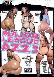 Major League Azz 3 Porn Movie