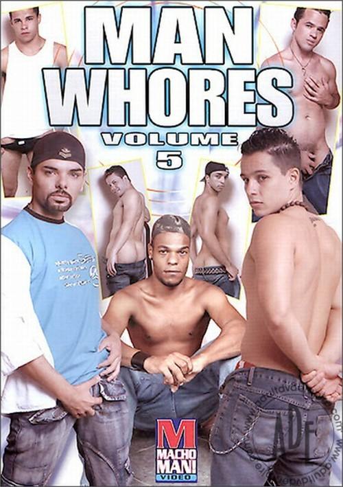 Man Whores Vol. 5 Boxcover