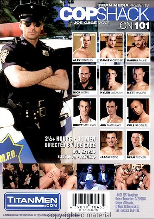 gay free cop shack
