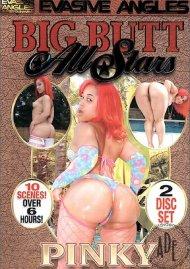 Big Butt All Stars: Pinky Porn Movie