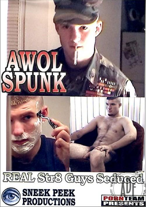 AWOL Spunk Boxcover